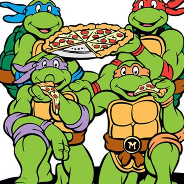 TMNT weren't too worried about BF%